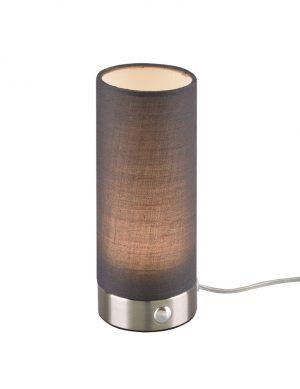 Lampe à poser grise quatre positions-2537GR