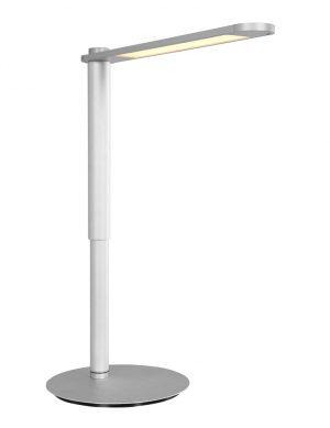 Lampe bureau LED dimmable acier-2687ST