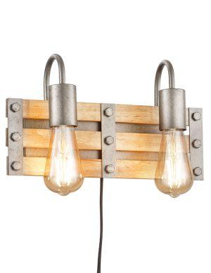 applique industrielle en bois-3158ST