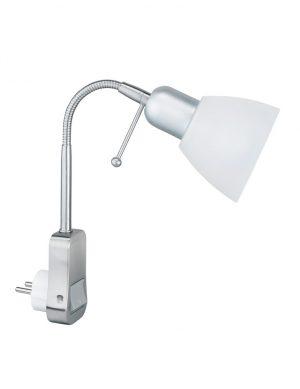 Lampe prise blanche-3176ST