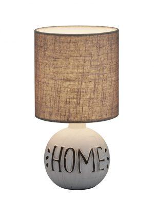 Lampe à poser HOME gris-3209GR