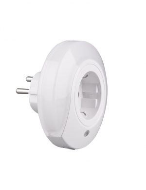 Lampe prise LED blanc-3219W