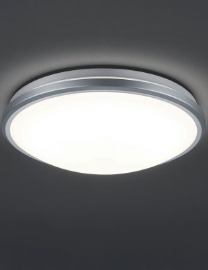 Plafonnier LED rond détecteur-3220GR