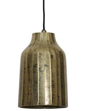 Suspension dorée-1742GO