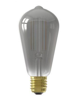 Ampoule dimmable intelligente verre fumé E27 7W Calex-I15263S