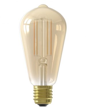 Ampoule filament LED intelligente E27 7W Calex-I15267S