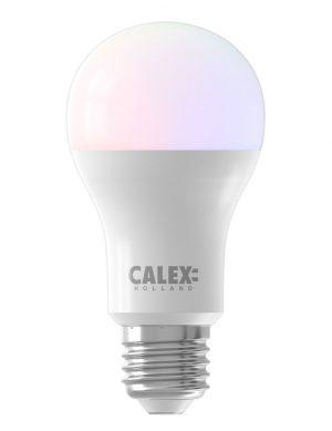 Ampoule LED colorée ronde E27 9W Calex-I15271S