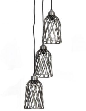 Suspensions d'ambiance à 3 lumières-1969ST