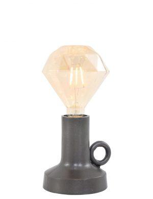 Lampe de table bougeoir-1392GR