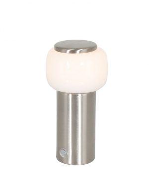 Petite lampe de table dimmable acier-2732ST