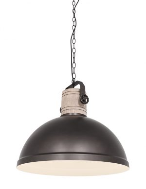 Suspension industrielle robuste anthracite-3000A